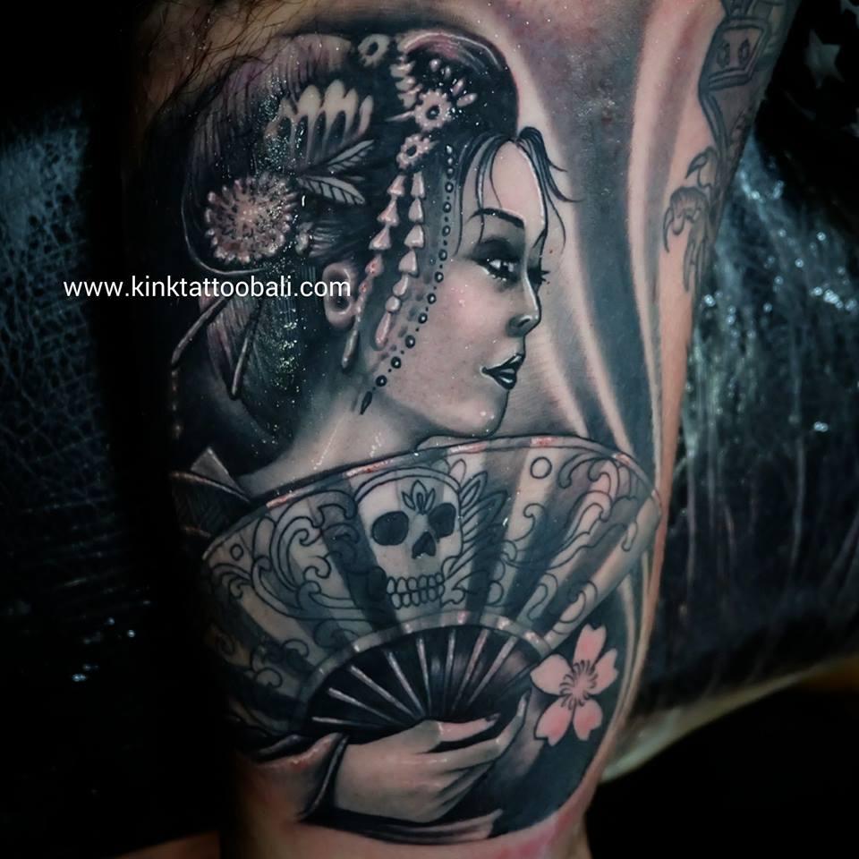 Best Tattooist In Bali Best Tattoo Studio In Bali Kink Tattoo Bali