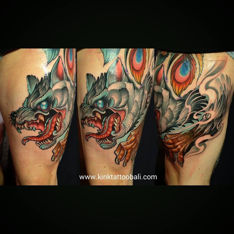 Kink Tattoo Color 35 Bali Tattoo Kuta Price Kink Tattoo Bali