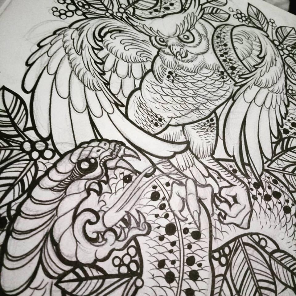 Best Tattooist in Bali - Best Tattoo Studio in Bali - Kink Tattoo Bali
